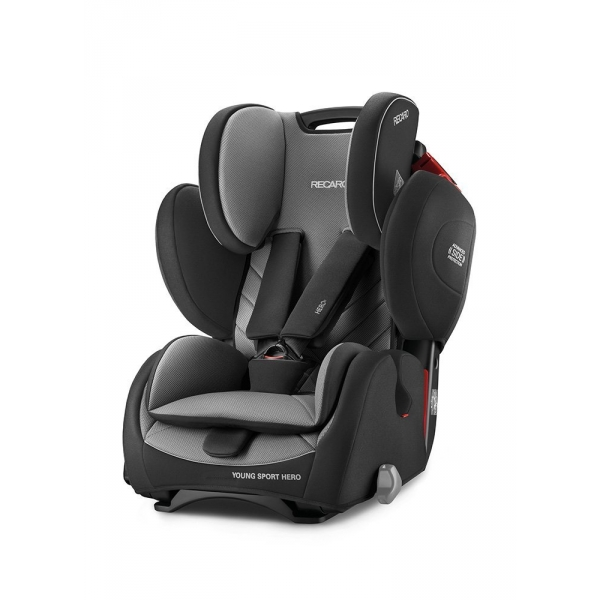 recaro si ge auto young sport hero carbon black made in b b. Black Bedroom Furniture Sets. Home Design Ideas